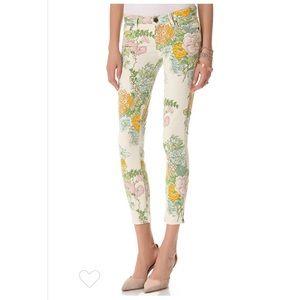 Nwot Paige Verdugo ankle skinny jeans sz 26 B3